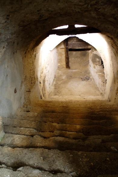 Cuevas de la Casa de Cervantes: J.A. Padilla