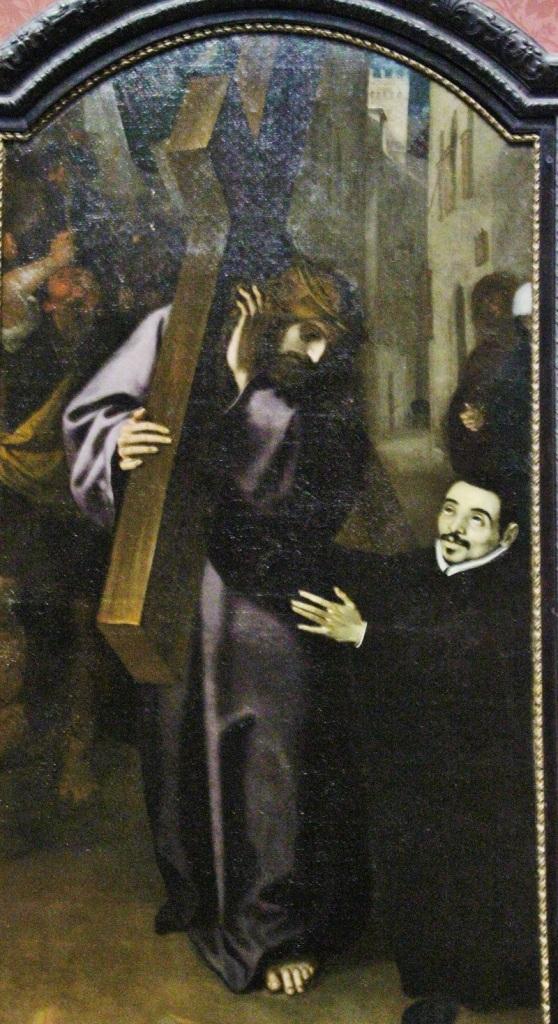 Visión del padre Simón-Ribalta