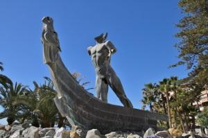 Monumento al navegante fenicio